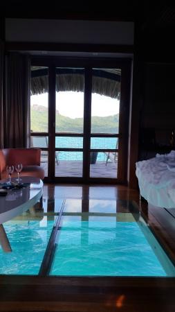 Inside The Room Picture Of Le Meridien Bora Bora Tripadvisor