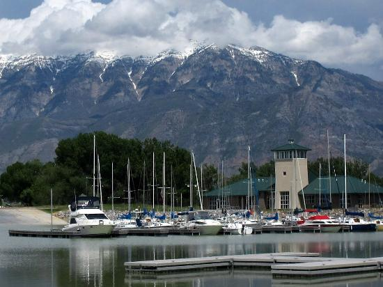 Utah Lake Provo Marina