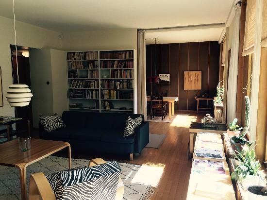 The Aalto House : living