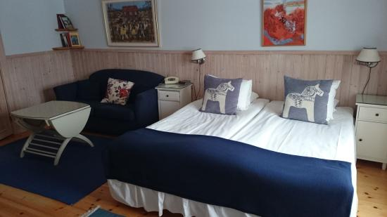 Hotell Klockargarden: Suite