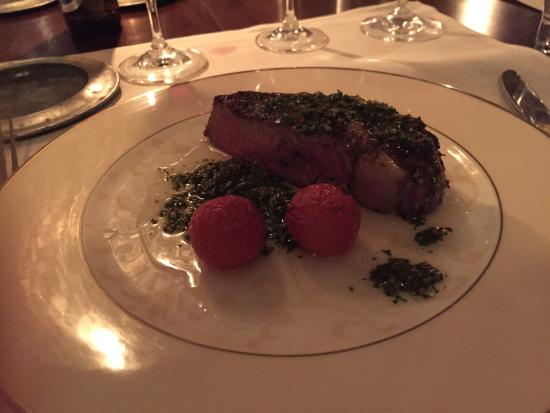 Delicious meal - Review of Pio Country Club, Halmstad, Sweden ...