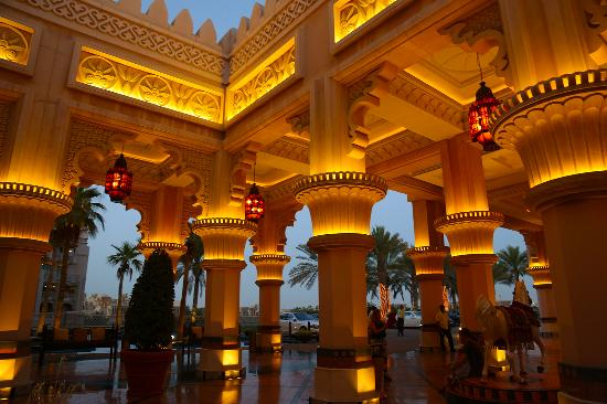 Timur Tengah: One of the most beautiful hotels in Dubai
