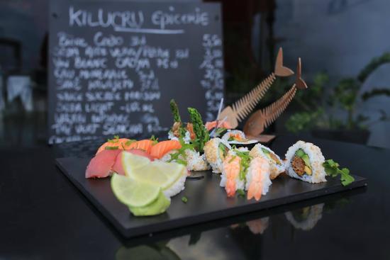 kilucru Créateur de sushis