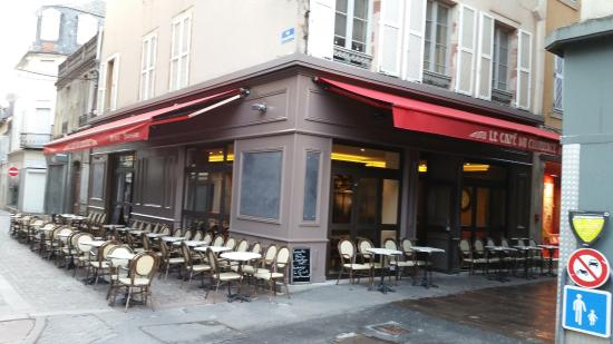 le cafe du commerce Rodez France