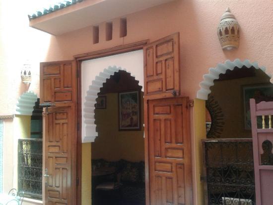 Dar Zaki le porte de l'authenticité marocaine à Rabat