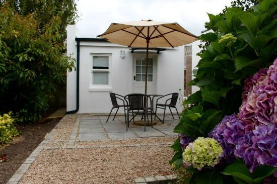 Fairview Historic Homestead: Garden Room