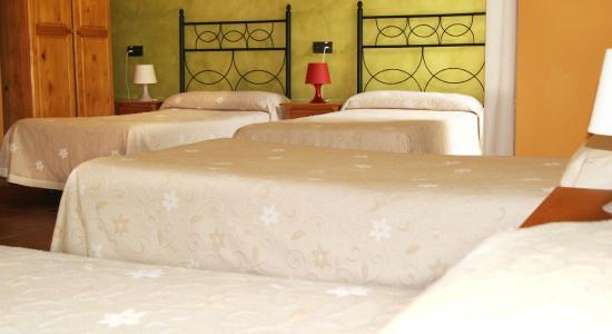 Hotel Rural Vinas Viejas: CUÁDRUPLE