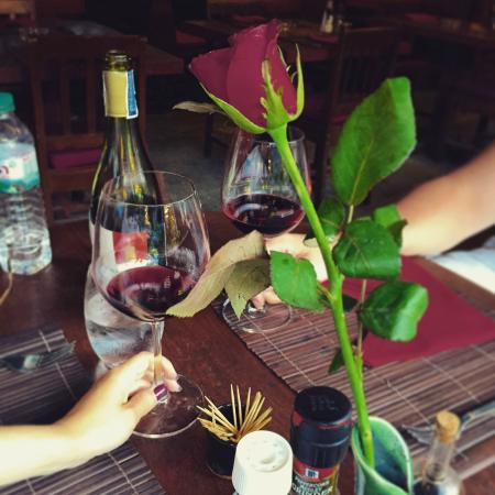 The Shack Bar And Grill: Romantic dinner for two
