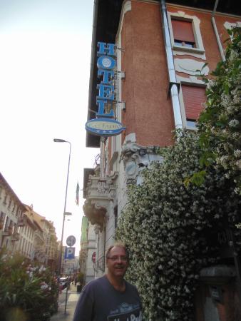 Hotel Bagliori: Entrada do Hotel