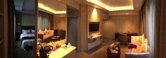 Best Western Hangzhou Meiyuan Hotel: Suite room 622