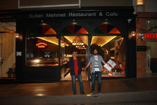 Sultan Mehmet Cafe & Restaurant