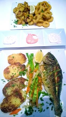 Dorade picture of karo fisch restaurant hamburg for Cuisine karo