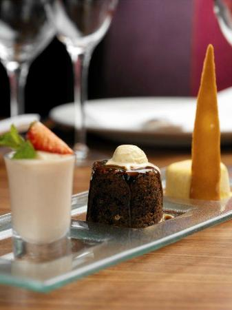 The Townhouse Hotel: Delightful Dessert