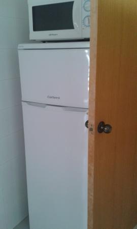 Apartments Maricel 1: Large fridge