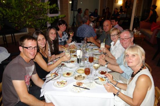 Gypsy Tapas House: A night out with family at Gypsy Tapas