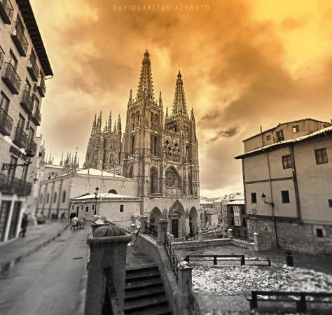 Hostal Carrales: Catedral de Burgos