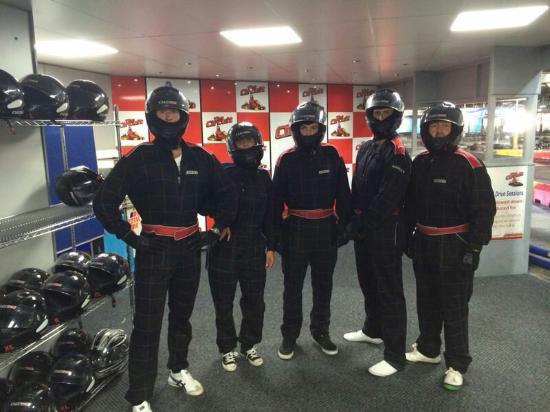 The Circuit - Indoor Racing