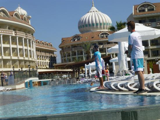 Kirman Belazur Resort and Spa: TOP