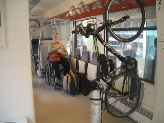 Accessible Train Coach Arles Avoignon Picture Of Hotel Du Cloitre Arles Tripadvisor