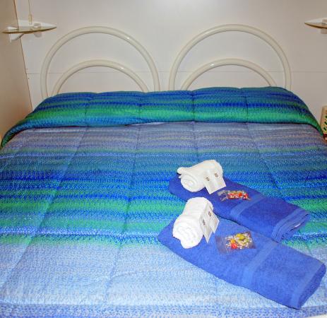 Al Solemar Bed & Breakfast : Dettaglio camera