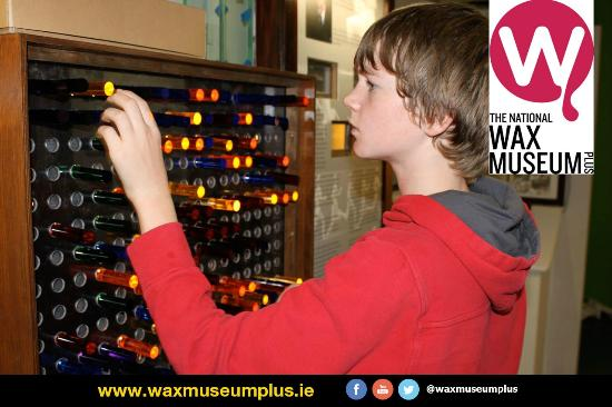 Photo of Tourist Attraction National Wax Museum Plus - TEMPORARILY CLOSED at The Armory Foster Place, Dublin 2, Ireland