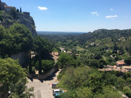 This is a photo taken on a day trip to les Baux en Provence