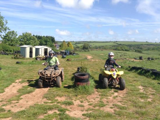 Ritec Valley Quad Bikes: A great day out in the countryside