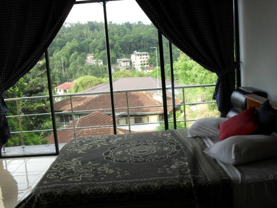 Rooms at Kandy View Hotel