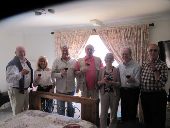 The Ilchester Arms Hotel: Room at the top of the house!