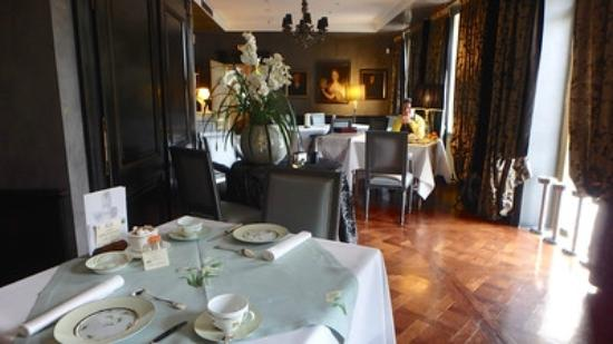 Au Soldat de l'An 2 Hotel Restaurant de charme: salle du petit-déjeuner