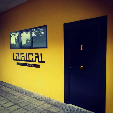 Logical Pamplona Escape Room