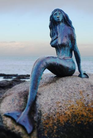 Balintore, UK: Beautiful Mermaid of the North