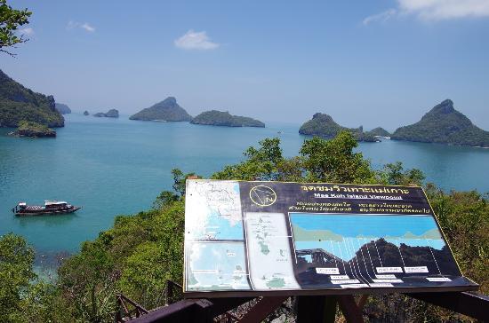 Blue Stars Kayaking: Koh Mae view point