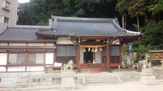 Onaga Temmangu Shrine