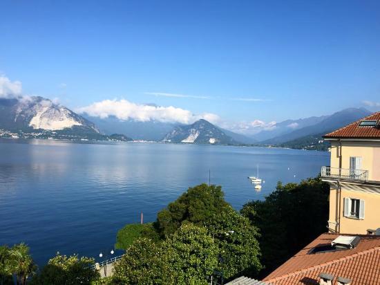 Hotel Pallanza: Ausblick aus dem Zimmer