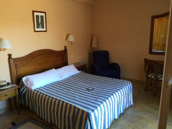 Hotel Abaceria : o quarto