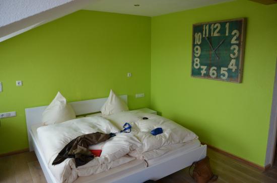 Allgau Landhotel Oberreute: Dachzimmer Nr. 15