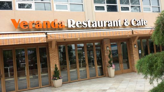 Veranda restaurant on Northern blvd Bayside - Picture of Veranda Restaurant and Cafe, Bayside ...