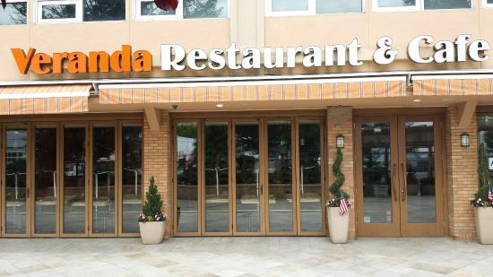 Veranda Restaurant and Cafe