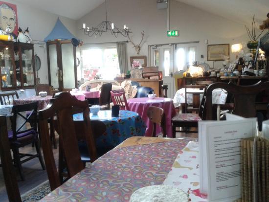 the workshop cork great vintage decor - Cork Cafe Decor