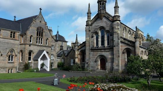 Photo of Gillis Centre Edinburgh