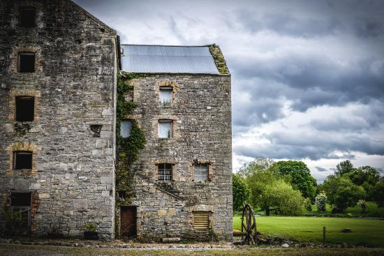 Bective Mill House B&B : Close up of the mill