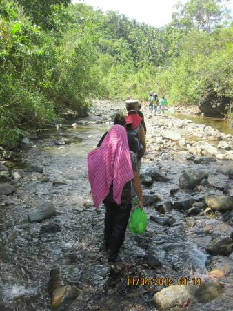 Mount Cadig trek in Bayabas Labo Camarines Norte Philippines