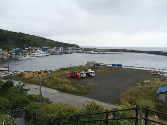 Teuri Island: 天売の港