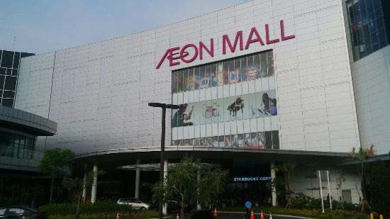 ‪AEON Mall BSD City‬