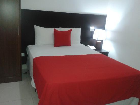 AZ Hotel & Suites: esta es la habitacion donde me aloje