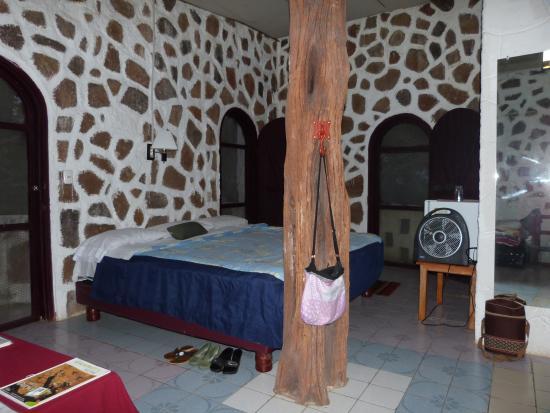 El Castillo Galapagos : habitacion