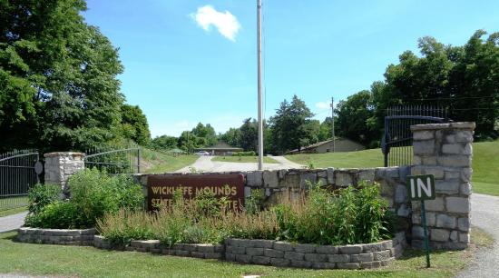Wickliffe Mounds State Historic Site