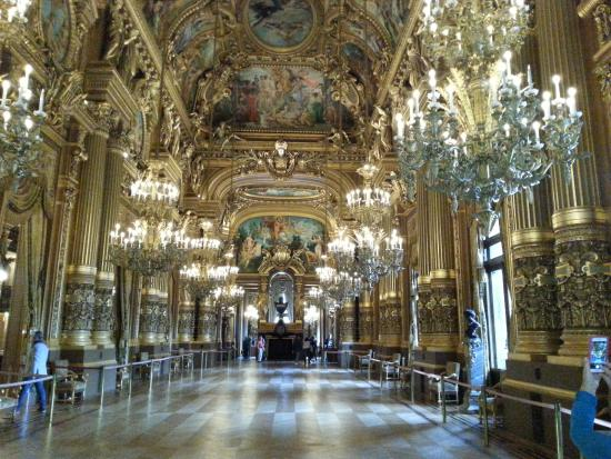 Salon du glacier picture of palais garnier opera for Salon du ce paris