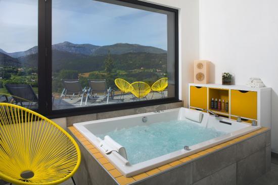 Hotel & Spa des Gorges du Verdon : Spa agréé Cinq Mondes